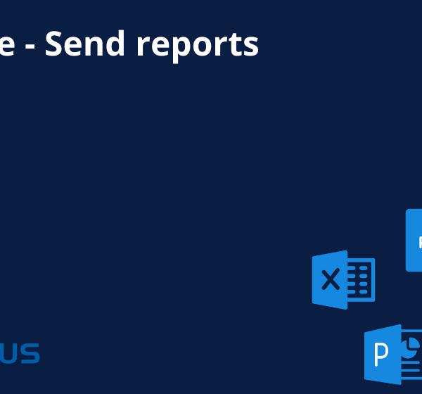 Sending Reports Through Email In Qlik Sense